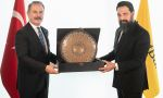 VakıfBank'ın yeni marka yüzü Bülent İnal oldu