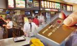 Fast food zincirinin İstanbul şubesinde skandal!