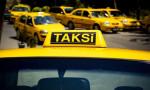 Elektronik sistemle donatılmış 5 bin yeni taksi