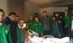Bursaspor Erkek Basketbol Takımı'nın genç oyuncusu yaşamını yitirdi
