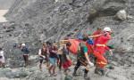 Myanmar'daki maden kazasında ölü sayısı 160'a yükseldi