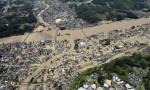 Japonya'yı sel ve heyelan vurdu