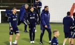 Mesut Özil ilk idmana çıktı