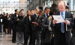 ABD'de işsizlik maaşı başvuruları düşüş eğilimininde