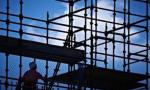İngiltere'de inşaat sektörü aralıkta hız kesti