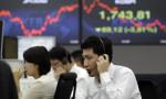 Asya borsalarında yüzde 1'e yakın düşüş