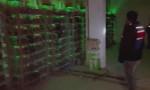 Yasa dışı kripto para üretim tesisindeki 650 cihaza el konuldu