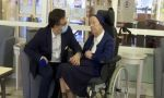 Avrupa'nın en yaşlı insanı Kovid-19'u yendi