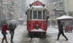 Kış İstanbul'a geri geliyor