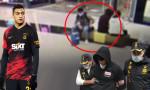 Mohammed'in çantasını çalan şüpheli yakalandı!