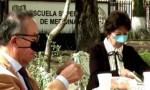 Meksika  burun maskesi tasarladı