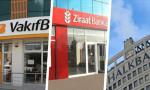 Kamu bankalarında bayrak değişimi
