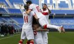 Türkiye Norveç'i de 3 golle geçti
