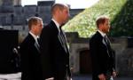 Prens William ve Prens Harry aylar sonra bir arada