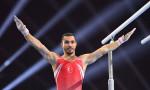 Milli cimnastikçi Ferhat Arıcan Avrupa şampiyonuoldu
