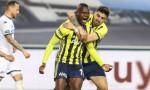 Fenerbahçe ligde 2. sıraya yükseldi