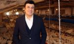 Coşkun Sabah Eskişehir'de tavuk çiftliği kurdu