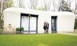 Avrupa'nın ilk 3D evi kiralandı