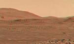 Mars'ta inanılmaz görüntü!