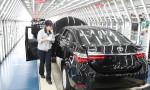 Toyota çip krizi nedeniyle iki üretim hattını durduruyor