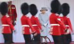 Kraliçe Elizabeth'in 95'inci doğum günü kutlaması