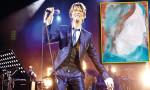 Bowie'nin çöpten çıkan tablosu satılıyor