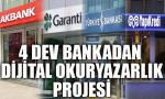 4 dev bankadan dijital okuryazarlık projesi!