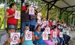 El Salvadorlular, Bitcoin'i protesto etti
