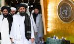 Taliban'dan BM Genel Kuruluna katılma talebi