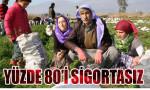 En yoksulu mevsimlik işçiler