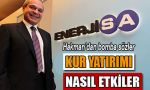Kurdaki hareket enerji yatırımları için tehlike