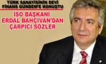 Bahçıvan: İstanbul'da sanayi hep var olacak