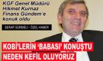 KGF'nin patronu Kurnaz konuştu