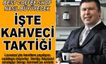 Best Coffee Shop'tan büyük atak