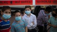 İsrail'de zorunlu maske uygulaması kaldırıldı