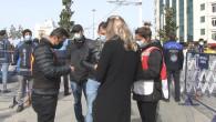 İstiklal Caddesi'nde turist yoğunluğu