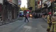 Şişli'de 5 katlı binada çökme tehlikesi: 3 bina boşaltıldı