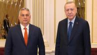 Erdoğan, Macaristan Başbakanı ile görüştü