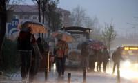 Meteoroloji uyardı: Fırtına ve sağanak geliyor!
