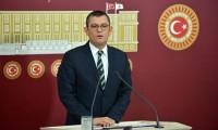 CHP'li Özel'den cinsel istismar önergesine tepki