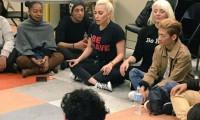 Lady Gaga tecavüze uğradıktan sonra hastalanmış