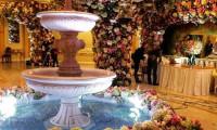 Ünlü milyarder bu düğüne servet harcadı!