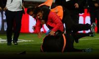 Olaylı Trabzonspor-Fenerbahçe maçında flaş gelişme