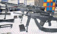 Milli piyade tüfeğinde seri üretim başladı