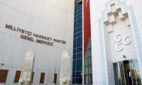 MHP'li muhaliflerden çifte kurultay talebi