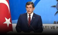 Başbakan Davutoğlu'ndan MYK'yı susturan cümle