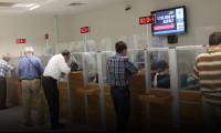 Türkiye'de 179 banka şubesi kapandı
