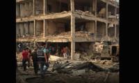 Cizre'de Çevik Kuvvet Müdürlüğü'ne bombalı saldırı