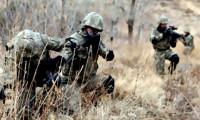 Saldırı hazırlığındaki PKK'lılara baskın!