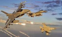 Kilis'e bir roket daha düştü F-16'lar havalandı